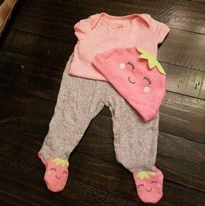 Matching Sets Baby Girl Clothes Bundle Poshmark